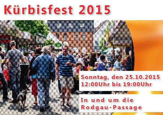 Kürbisfest 2015 in Rodgau
