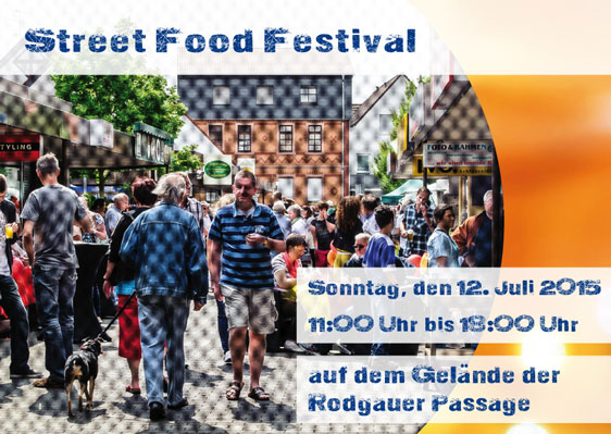 Street Food Festival Sommersonntag Rodgau