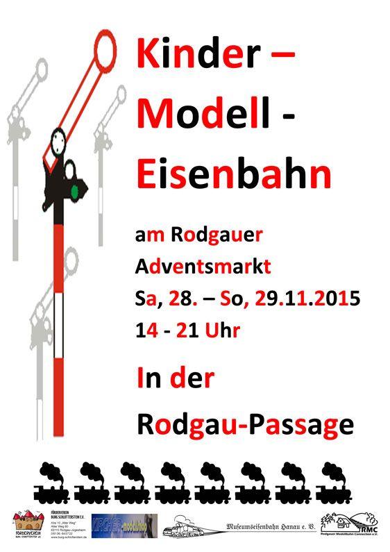 Modelleisenbahn Ausstellung Rodgau