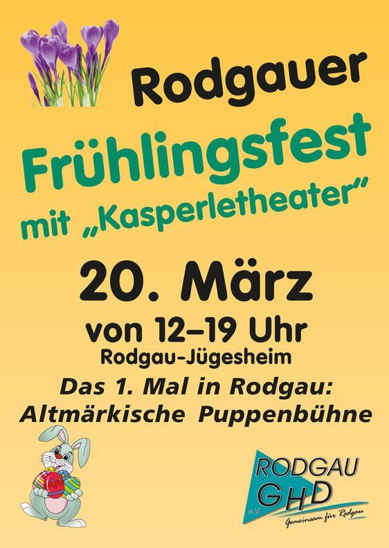 Rodgauer Frühlingsfest 2016