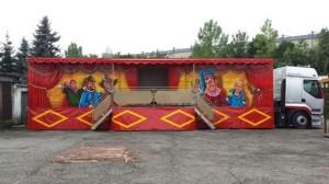 Truck Kasperle Theater Rodgau